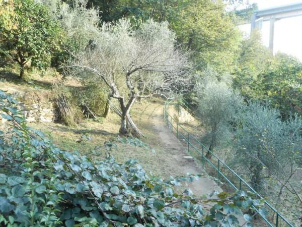 Casa indipendente in vendita a Rapallo, Adiacenze Via Carcassoni, Con giardino, 70 mq - Foto 3