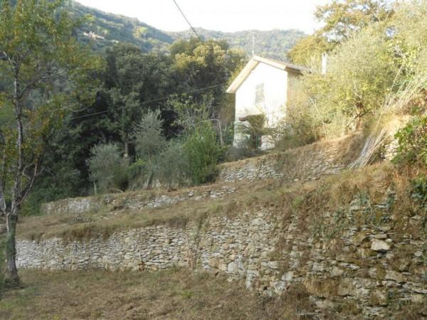 Casa indipendente in vendita a Rapallo, Adiacenze Via Carcassoni, Con giardino, 70 mq - Foto 21