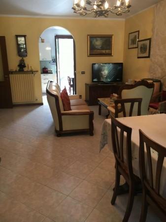 Villetta a schiera in vendita a Spino d'Adda, Residenziale, Con giardino, 165 mq