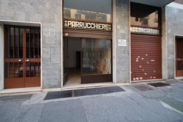 Negozio in vendita a Torino, Borgo Vittoria, 40 mq