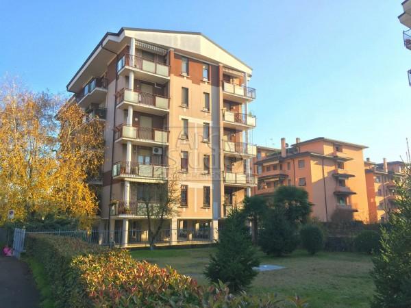 Appartamento in vendita a Cassano d'Adda, Vallette, Con giardino, 118 mq
