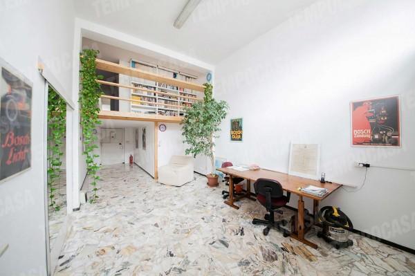 Appartamento in vendita a Milano, Affori/dergano, Con giardino, 80 mq