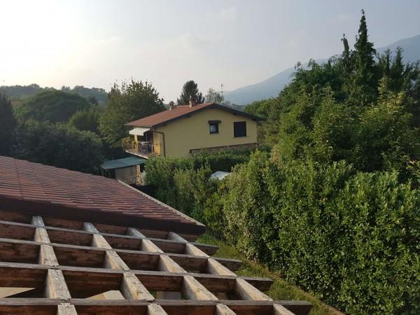 Villa in vendita a Casciago, Morosolo, Con giardino, 186 mq - Foto 20
