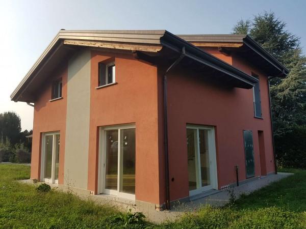 Villa in vendita a Casciago, Morosolo, Con giardino, 186 mq - Foto 36