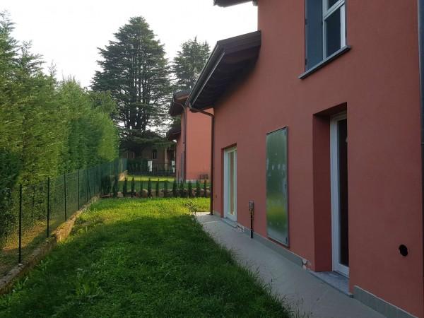Villa in vendita a Casciago, Morosolo, Con giardino, 186 mq - Foto 29
