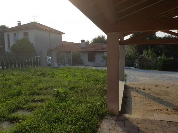 Villa in vendita a Casciago, Morosolo, Con giardino, 186 mq - Foto 56