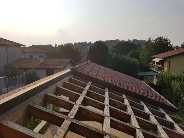 Villa in vendita a Casciago, Morosolo, Con giardino, 186 mq - Foto 8