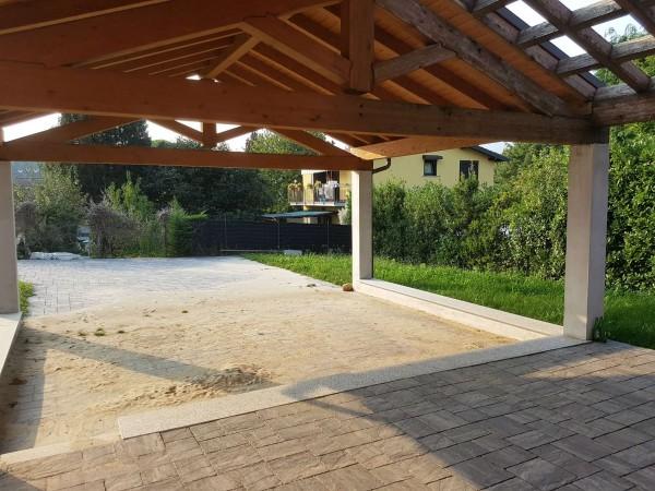 Villa in vendita a Casciago, Morosolo, Con giardino, 186 mq - Foto 15