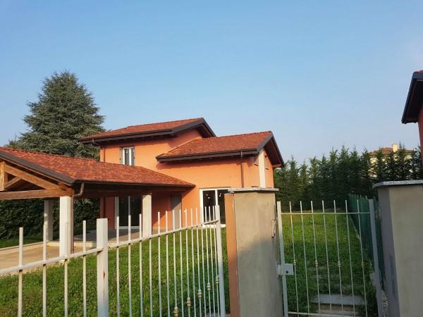 Villa in vendita a Casciago, Morosolo, Con giardino, 186 mq - Foto 3