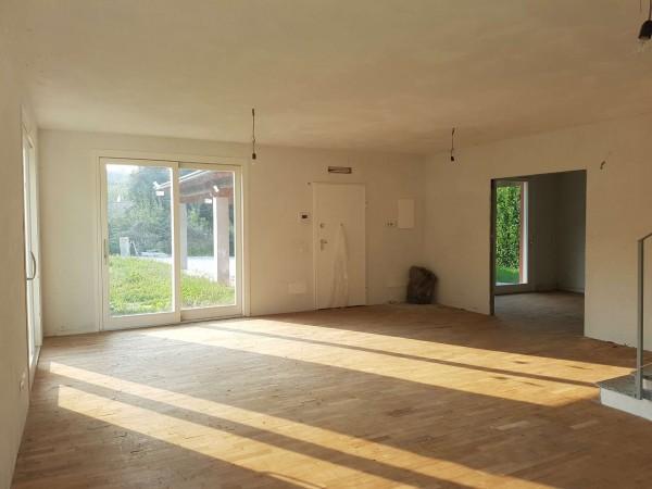 Villa in vendita a Casciago, Morosolo, Con giardino, 186 mq - Foto 65
