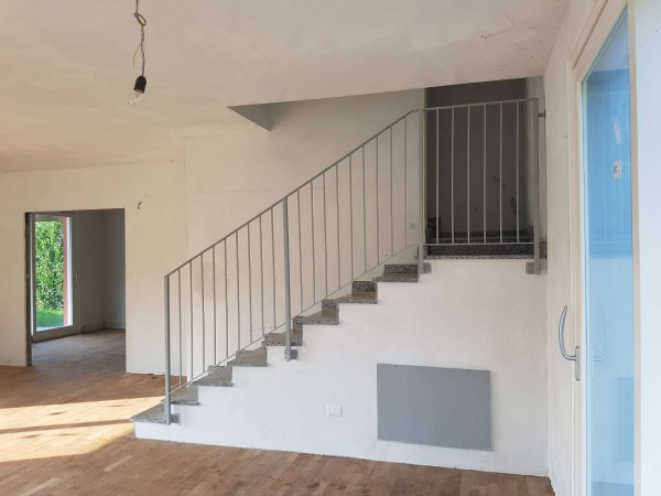 Villa in vendita a Casciago, Morosolo, Con giardino, 186 mq - Foto 58