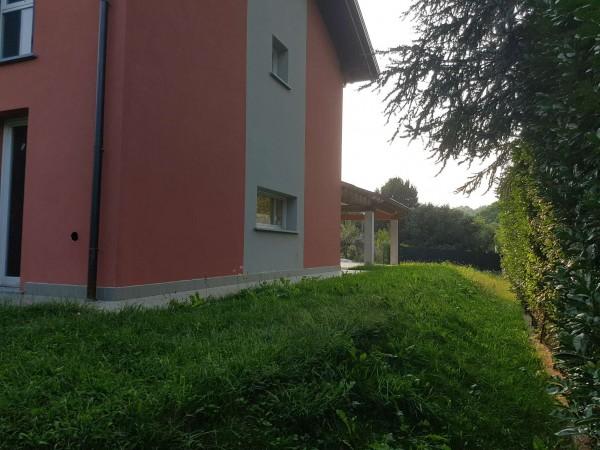 Villa in vendita a Casciago, Morosolo, Con giardino, 186 mq - Foto 28