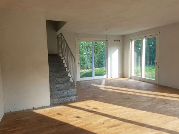 Villa in vendita a Casciago, Morosolo, Con giardino, 186 mq - Foto 53