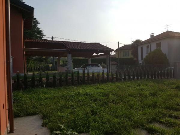 Villa in vendita a Casciago, Morosolo, Con giardino, 186 mq - Foto 25