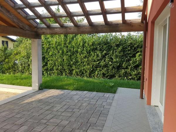 Villa in vendita a Casciago, Morosolo, Con giardino, 186 mq - Foto 43