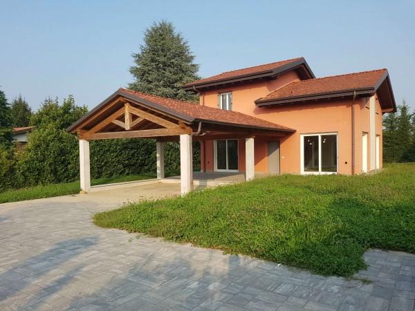 Villa in vendita a Casciago, Morosolo, Con giardino, 186 mq - Foto 61
