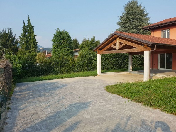 Villa in vendita a Casciago, Morosolo, Con giardino, 186 mq - Foto 34
