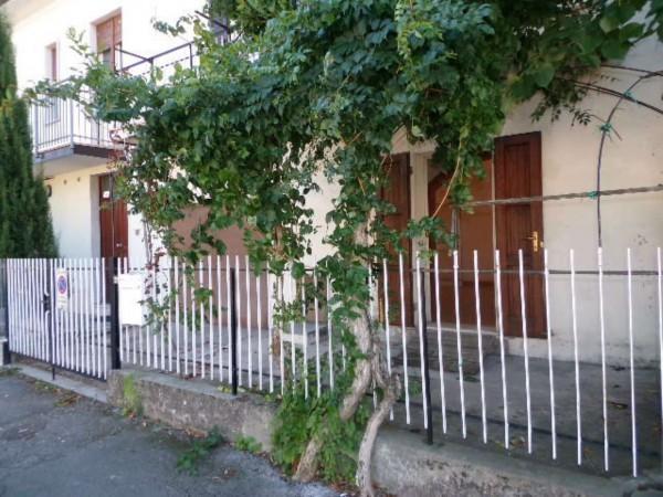 Casa indipendente in vendita a Forlì, Ad. Centro, Con giardino, 80 mq