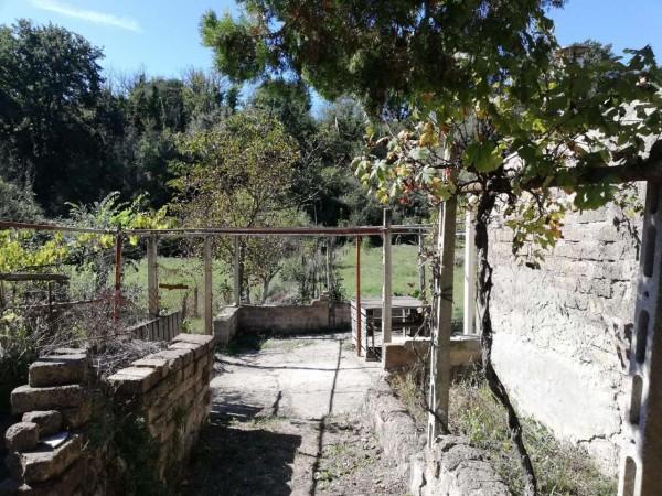 Casa indipendente in vendita a Roma, Boccea, Con giardino, 40 mq