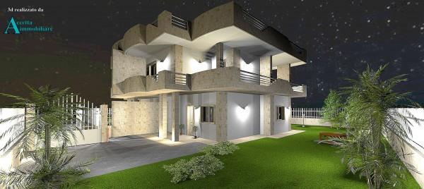 Villa in vendita a Taranto, Residenziale, Con giardino, 106 mq
