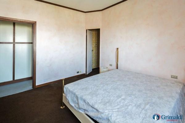 Appartamento in vendita a Milano, San Siro, Con giardino, 250 mq - Foto 10