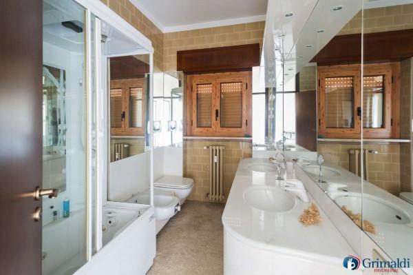 Appartamento in vendita a Milano, San Siro, Con giardino, 250 mq - Foto 17