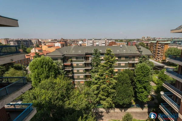 Appartamento in vendita a Milano, San Siro, Con giardino, 250 mq - Foto 30