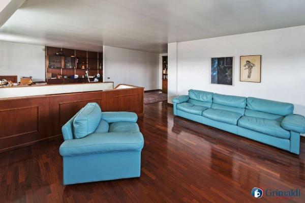 Appartamento in vendita a Milano, San Siro, Con giardino, 250 mq - Foto 20