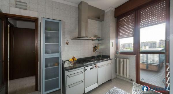 Appartamento in vendita a Milano, San Siro, Con giardino, 250 mq - Foto 27