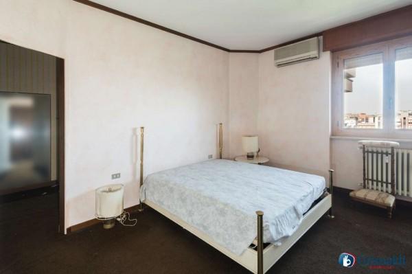 Appartamento in vendita a Milano, San Siro, Con giardino, 250 mq - Foto 26
