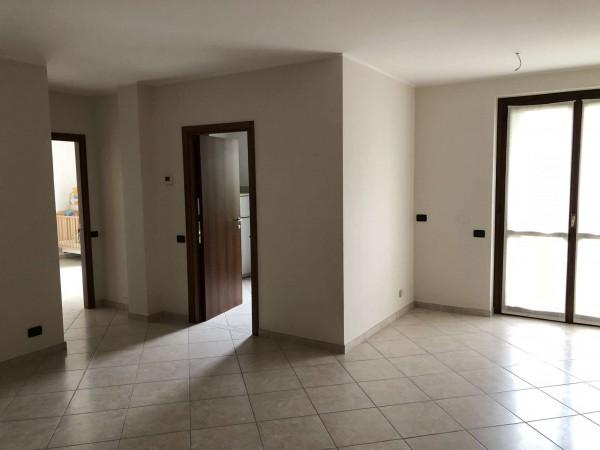 Appartamento in vendita a Cocquio-Trevisago, Centrale, Con giardino, 70 mq - Foto 22