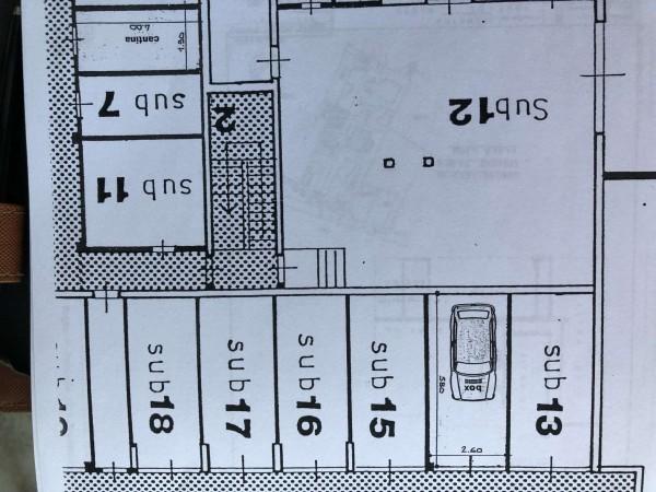 Appartamento in vendita a Cocquio-Trevisago, Centrale, Con giardino, 70 mq - Foto 2