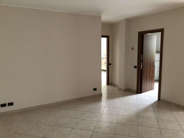 Appartamento in vendita a Cocquio-Trevisago, Centrale, Con giardino, 70 mq - Foto 20