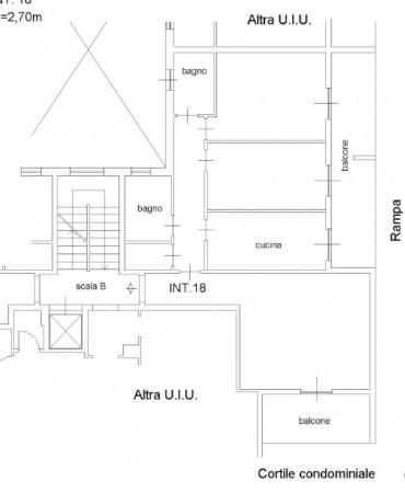 Appartamento in vendita a Roma, Torrino, 95 mq - Foto 18