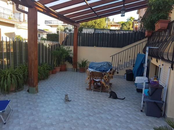 Appartamento in vendita a Roma, Sela Nera, Con giardino, 85 mq