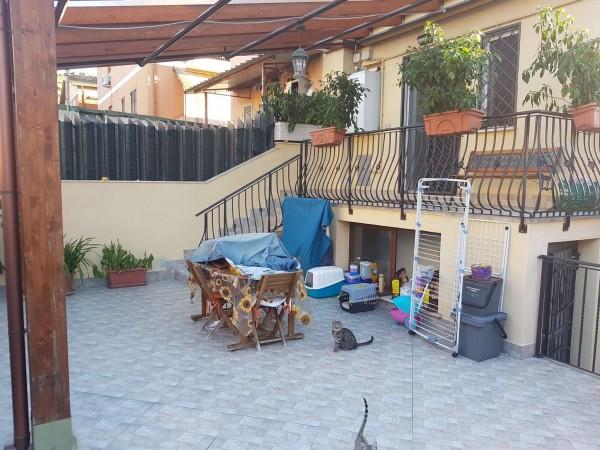 Appartamento in vendita a Roma, Sela Nera, Con giardino, 85 mq - Foto 4