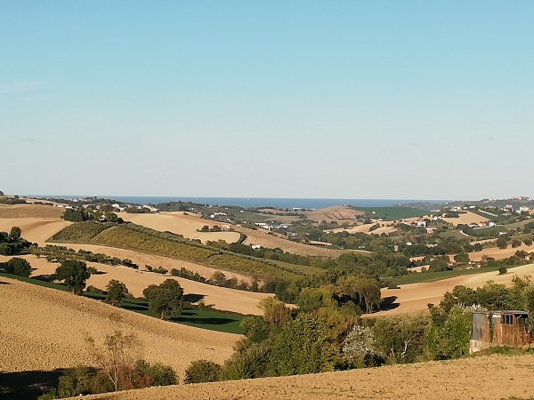 Villetta a schiera in vendita a Monte San Giusto, Semicentro, 200 mq - Foto 9