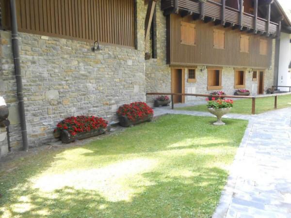 Appartamento in vendita a Courmayeur, Adiacenze Comprensorio Sciistico, Arredato, 35 mq - Foto 22