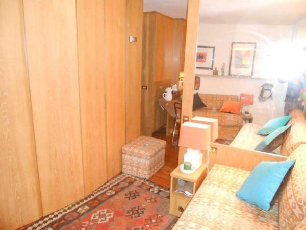 Appartamento in vendita a Courmayeur, Adiacenze Comprensorio Sciistico, Arredato, 35 mq - Foto 62