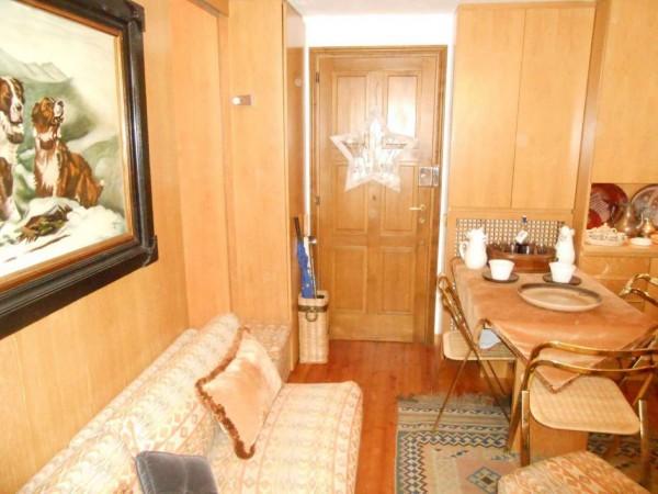 Appartamento in vendita a Courmayeur, Adiacenze Comprensorio Sciistico, Arredato, 35 mq - Foto 68