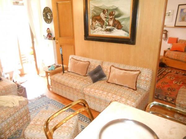 Appartamento in vendita a Courmayeur, Adiacenze Comprensorio Sciistico, Arredato, 35 mq - Foto 43