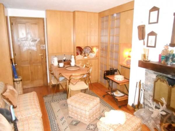 Appartamento in vendita a Courmayeur, Adiacenze Comprensorio Sciistico, Arredato, 35 mq - Foto 49