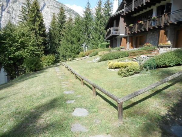Appartamento in vendita a Courmayeur, Adiacenze Comprensorio Sciistico, Arredato, 35 mq - Foto 21