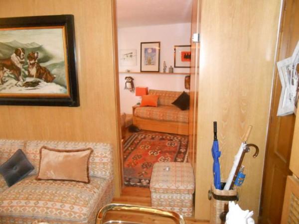 Appartamento in vendita a Courmayeur, Adiacenze Comprensorio Sciistico, Arredato, 35 mq - Foto 41