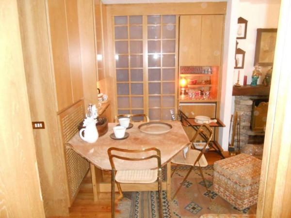 Appartamento in vendita a Courmayeur, Adiacenze Comprensorio Sciistico, Arredato, 35 mq - Foto 65