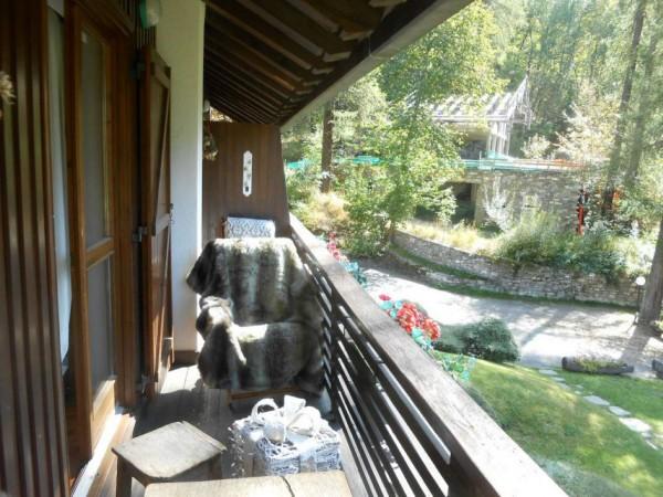 Appartamento in vendita a Courmayeur, Adiacenze Comprensorio Sciistico, Arredato, 35 mq - Foto 30