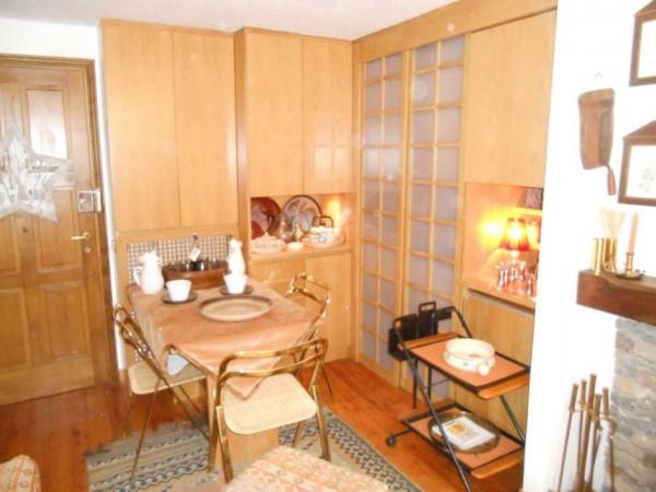 Appartamento in vendita a Courmayeur, Adiacenze Comprensorio Sciistico, Arredato, 35 mq - Foto 47