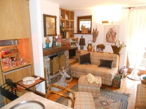 Appartamento in vendita a Courmayeur, Adiacenze Comprensorio Sciistico, Arredato, 35 mq - Foto 64