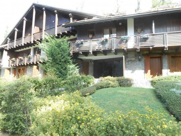Appartamento in vendita a Courmayeur, Adiacenze Comprensorio Sciistico, Arredato, 35 mq - Foto 54