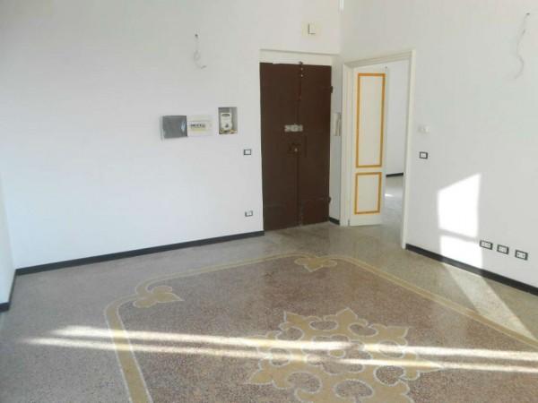 Appartamento in vendita a Genova, Inizio Via  Borzoli, 112 mq